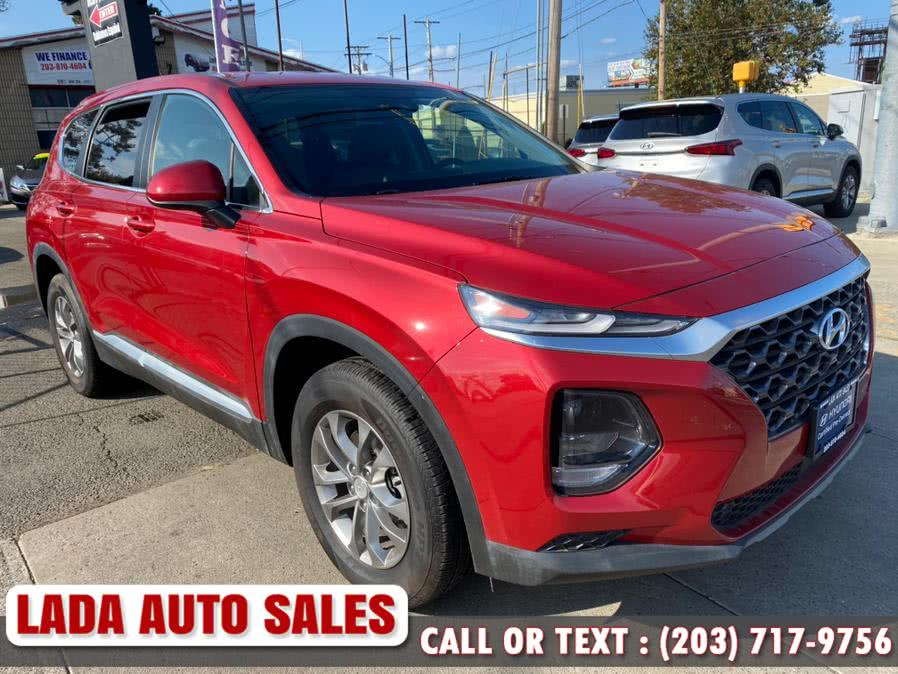 Used 2019 Hyundai Santa Fe in Bridgeport, Connecticut | Lada Auto Sales. Bridgeport, Connecticut