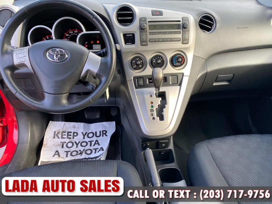 Used Toyota Matrix 5dr Wgn Auto S AWD (Natl) 2009 | Lada Auto Sales. Bridgeport, Connecticut