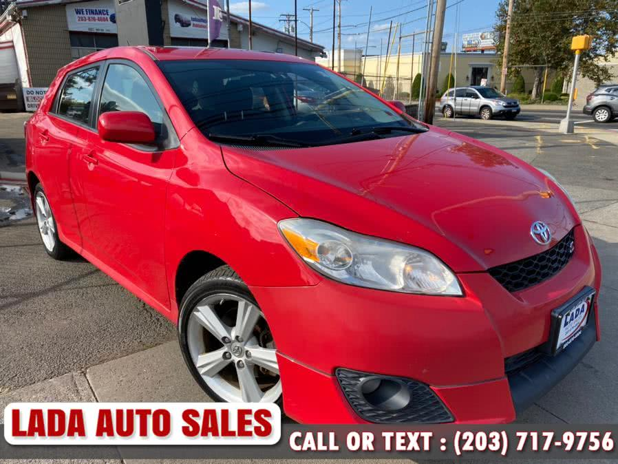 Used 2009 Toyota Matrix in Bridgeport, Connecticut | Lada Auto Sales. Bridgeport, Connecticut