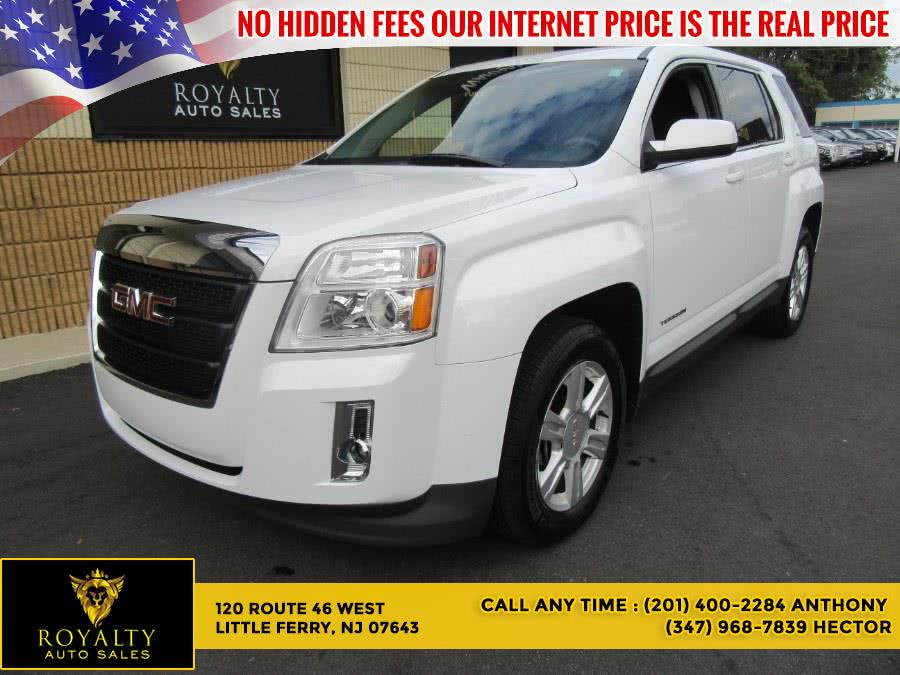 Used 2015 GMC Terrain in Little Ferry, New Jersey | Royalty Auto Sales. Little Ferry, New Jersey