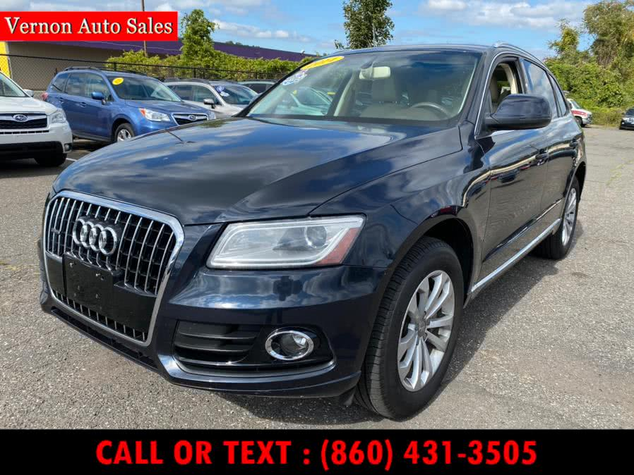 Used 2014 Audi Q5 in Manchester, Connecticut | Vernon Auto Sale & Service. Manchester, Connecticut