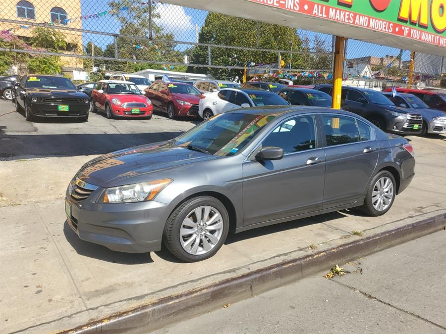 Used Honda Accord Sdn 4dr I4 Auto EX 2012 | Sylhet Motors Inc.. Jamaica, New York