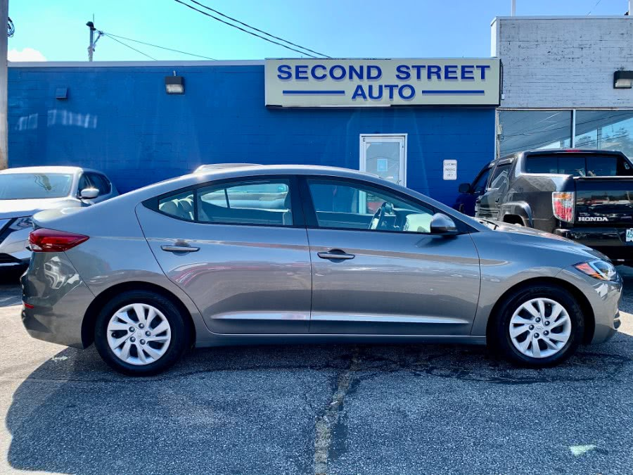 Used 2018 Hyundai Elantra in Manchester, New Hampshire | Second Street Auto Sales Inc. Manchester, New Hampshire
