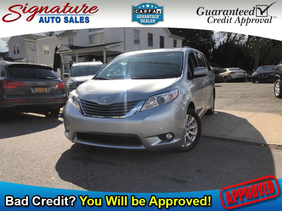 Used Toyota Sienna 5dr 7-Pass Van V6 XLE AWD (Natl) 2012 | Signature Auto Sales. Franklin Square, New York