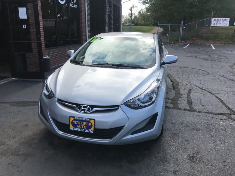 Used 2016 Hyundai Elantra in Middletown, Connecticut | Newfield Auto Sales. Middletown, Connecticut
