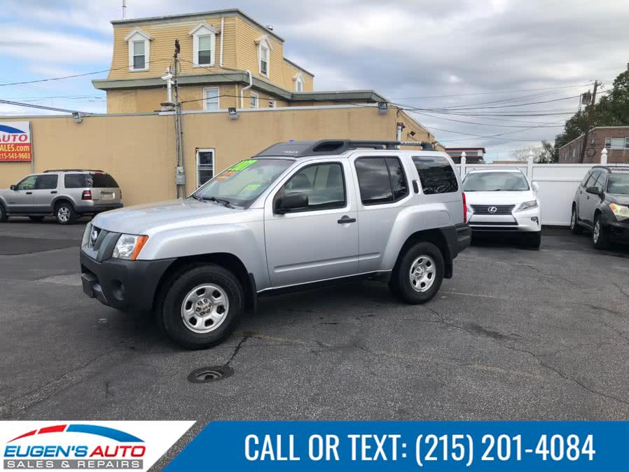 Used 2007 Nissan Xterra in Philadelphia, Pennsylvania | Eugen's Auto Sales & Repairs. Philadelphia, Pennsylvania