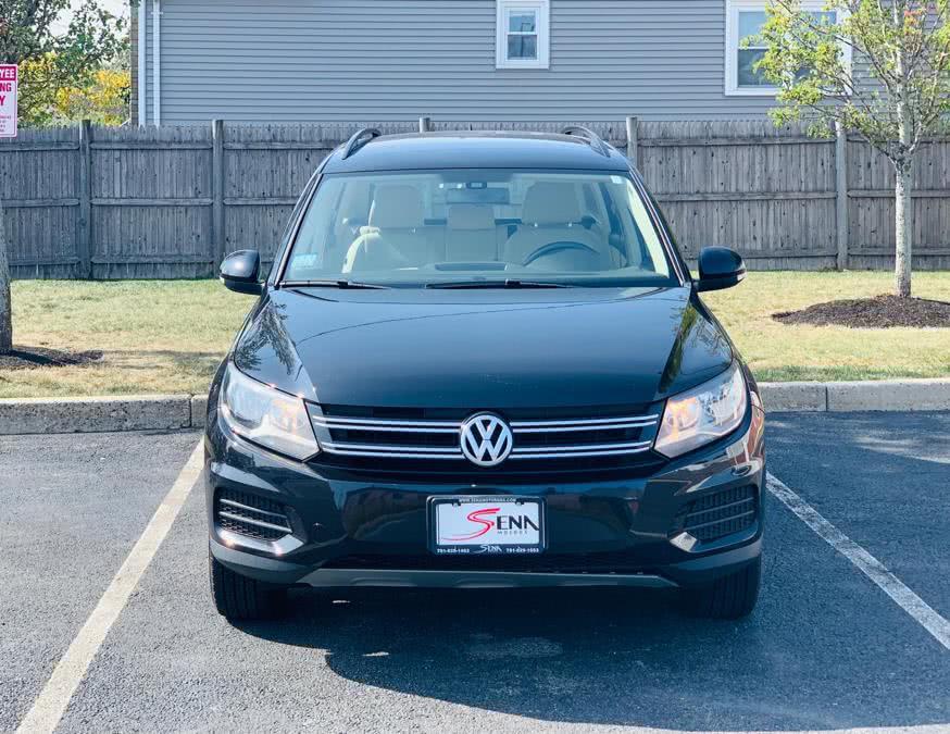 Used Volkswagen TIGUAN S 2.0T 2017 | Sena Motors Inc. Revere, Massachusetts