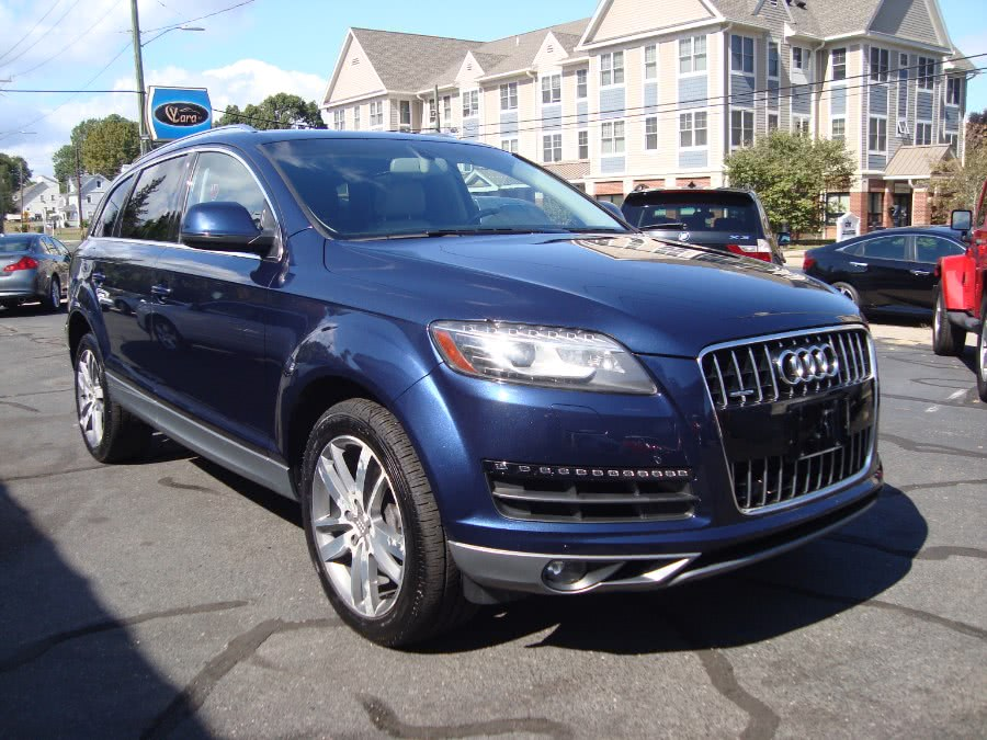 Used 2013 Audi Q7 in Manchester, Connecticut | Yara Motors. Manchester, Connecticut