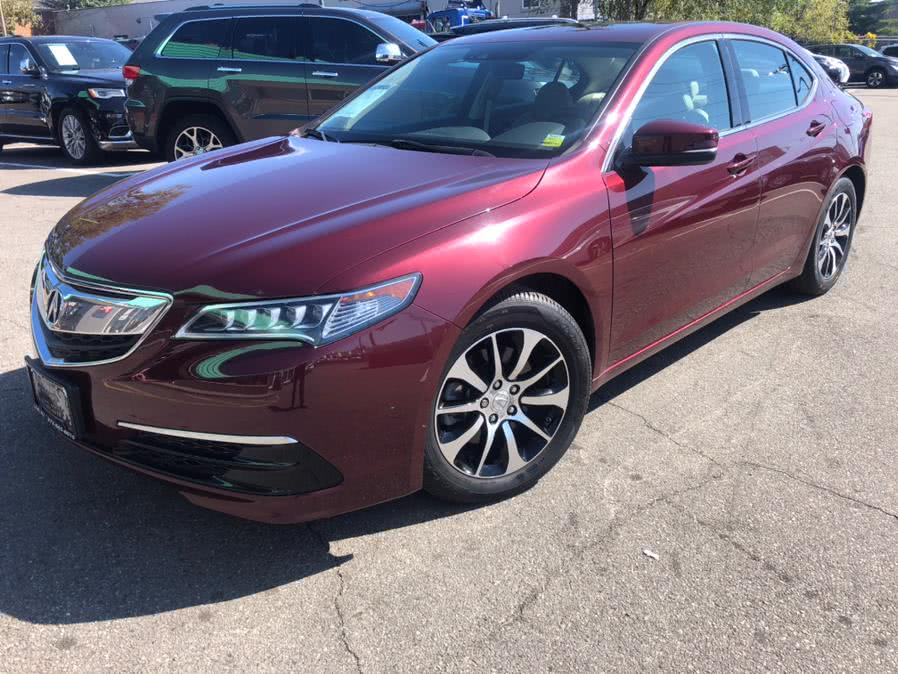 Used Acura TLX 4dr Sdn FWD Tech 2015 | European Auto Expo. Lodi, New Jersey