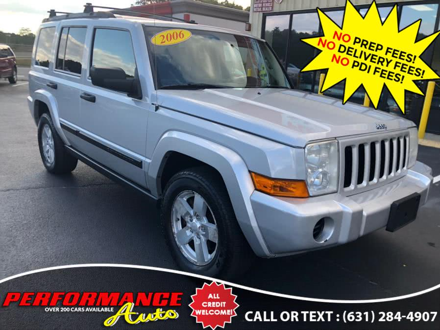 Used 2006 Jeep Commander in Bohemia, New York | Performance Auto Inc. Bohemia, New York