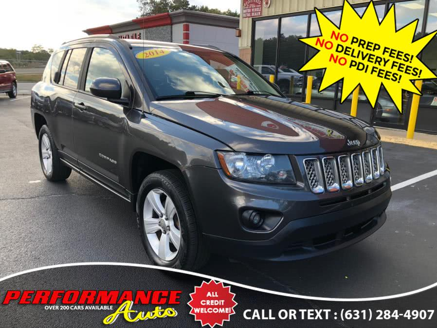 Used Jeep Compass 4WD 4dr Latitude 2014 | Performance Auto Inc. Bohemia, New York