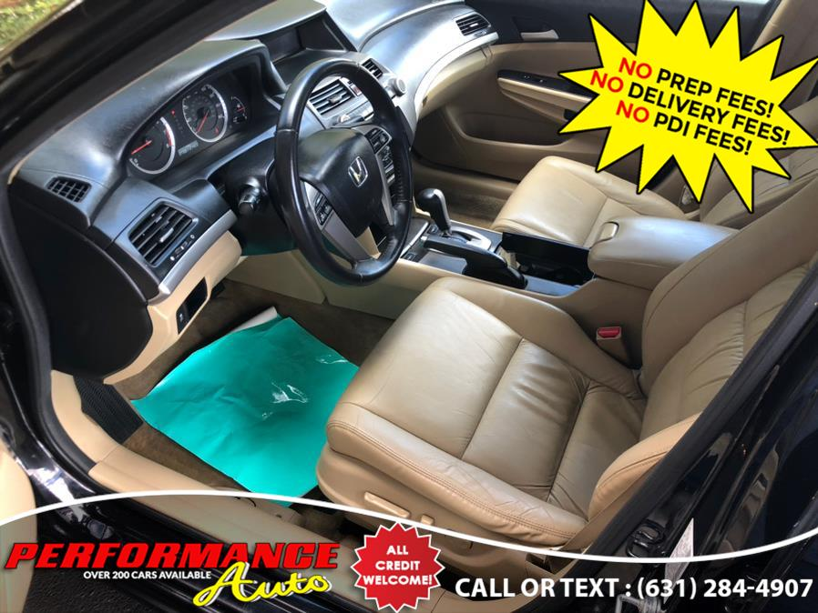 Used Honda Accord Sdn 4dr I4 Auto SE PZEV 2011 | Performance Auto Inc. Bohemia, New York