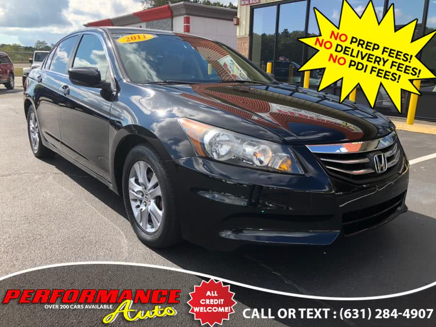 Used 2011 Honda Accord Sdn in Bohemia, New York | Performance Auto Inc. Bohemia, New York