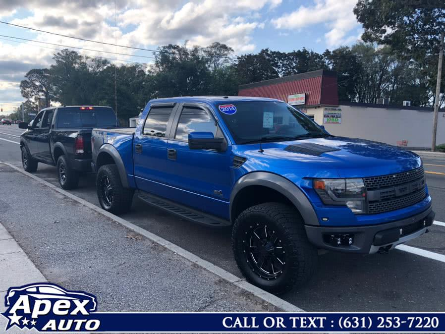 Used 2014 Ford F-150 in Selden, New York | Apex Auto. Selden, New York