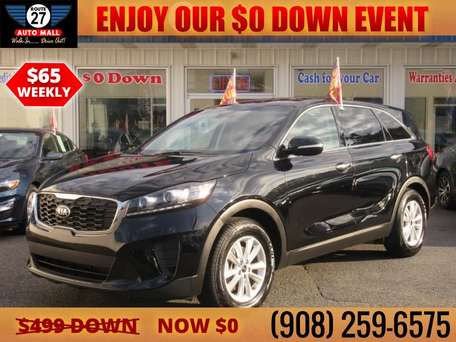 Used 2019 Kia Sorento in Linden, New Jersey | Route 27 Auto Mall. Linden, New Jersey