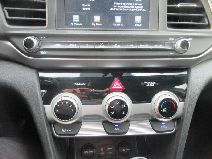 Used Hyundai Elantra SEL 2.0L Auto 2019 | Route 27 Auto Mall. Linden, New Jersey