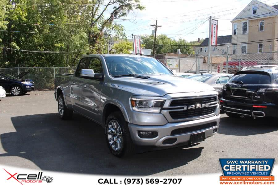 Used 2020 Ram 1500 Laramie Sport in Paterson, New Jersey | Xcell Motors LLC. Paterson, New Jersey