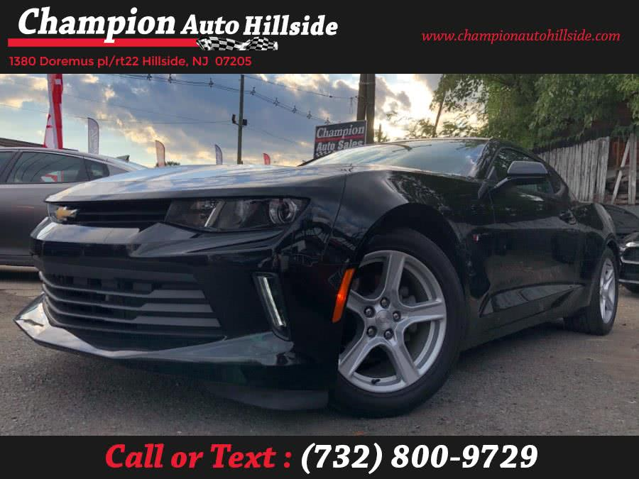 Used 2017 Chevrolet Camaro in Hillside, New Jersey | Champion Auto Sales. Hillside, New Jersey