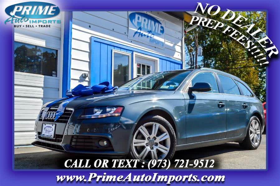 Used 2011 Audi A4 in Bloomingdale, New Jersey | Prime Auto Imports. Bloomingdale, New Jersey