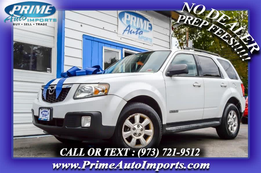 Used 2008 Mazda Tribute in Bloomingdale, New Jersey | Prime Auto Imports. Bloomingdale, New Jersey