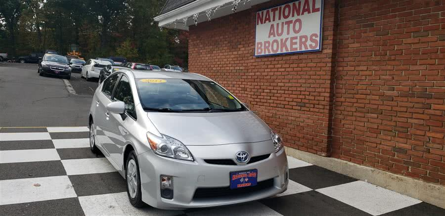 Used 2011 Toyota Prius in Waterbury, Connecticut | National Auto Brokers, Inc.. Waterbury, Connecticut