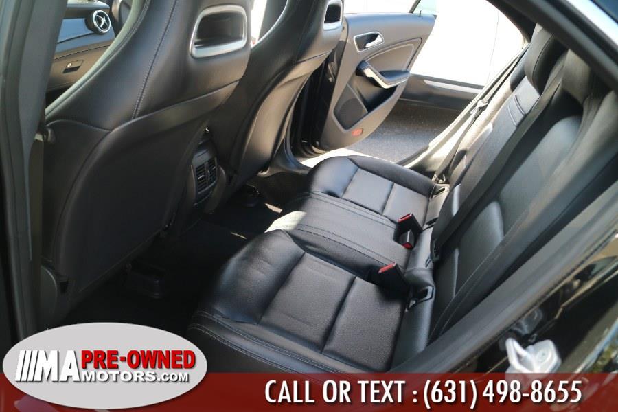 Used Mercedes-Benz CLA  sedn 4dr Sdn CLA250 FWD 2016 | M & A Motors. Huntington, New York
