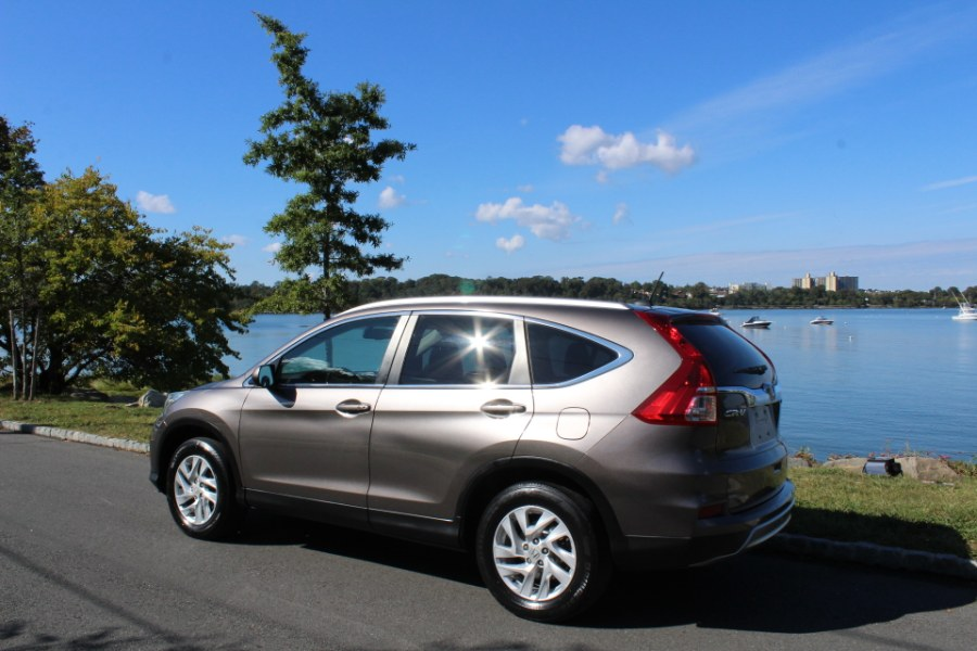 2015 Honda CR-V AWD 5dr EX-L w/Navi, available for sale in Great Neck, NY
