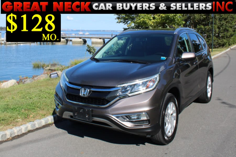 Used 2015 Honda CR-V in Great Neck, New York