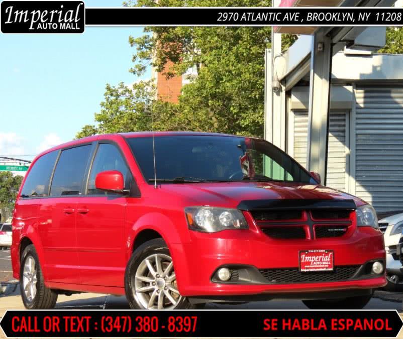 Used Dodge Grand Caravan 4dr Wgn R/T 2014 | Imperial Auto Mall. Brooklyn, New York