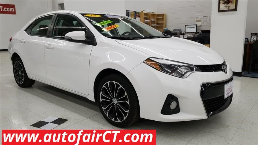 Used 2015 Toyota Corolla in West Haven, Connecticut