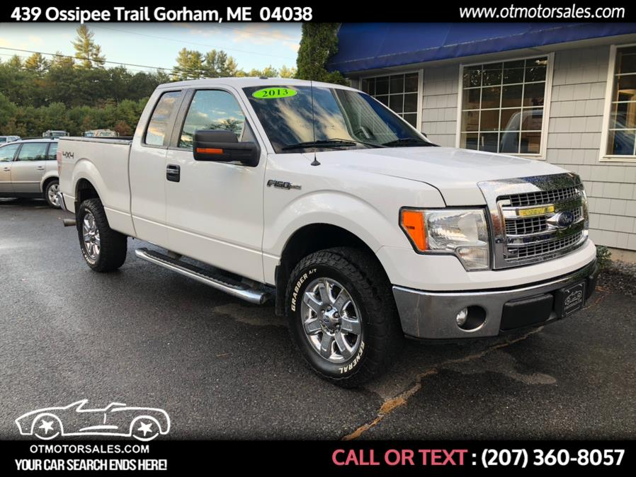 Used Ford F-150 XLT 2013 | Ossipee Trail Motor Sales. Gorham, Maine