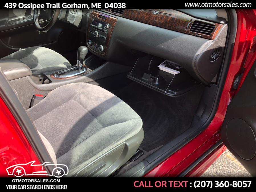 Used Chevrolet Impala Limited 4dr Sdn LT 2014 | Ossipee Trail Motor Sales. Gorham, Maine