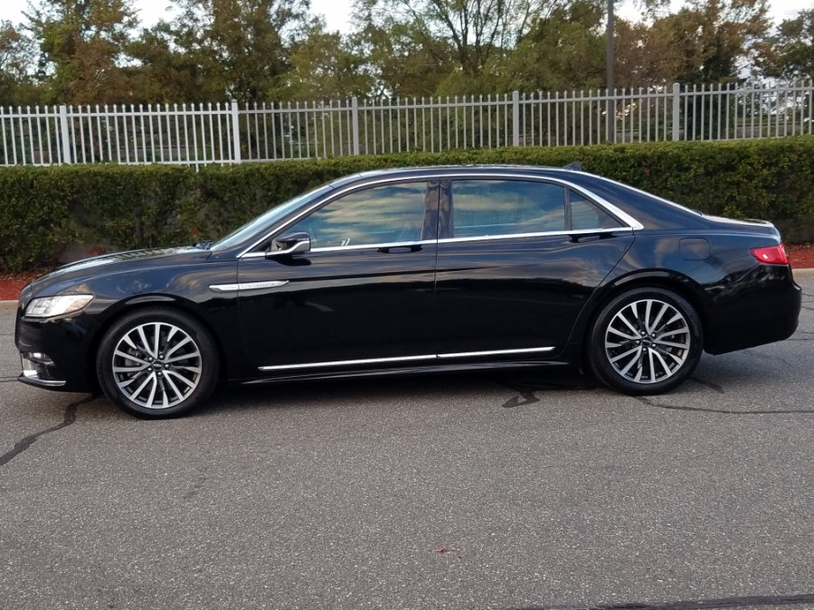 2018 Lincoln Continental Select w/Leather,Navigation ,Back-up Camera,Twin Panel Moonroof W/Power Shade, available for sale in Queens, NY