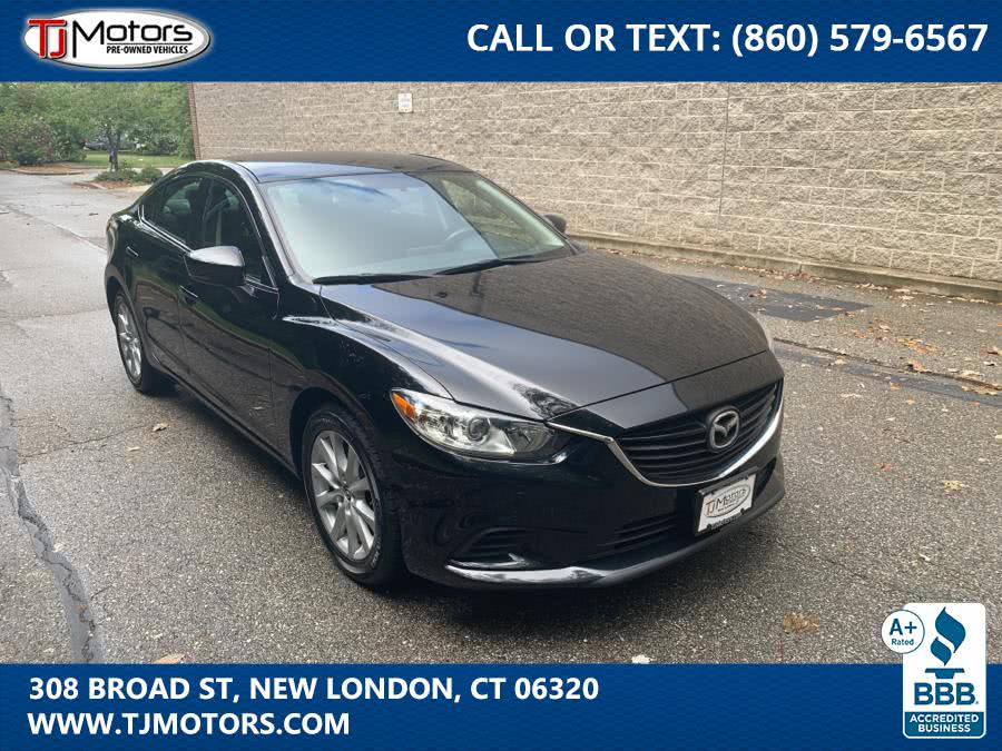 Used 2017 Mazda Mazda6 in New London, Connecticut | TJ Motors. New London, Connecticut