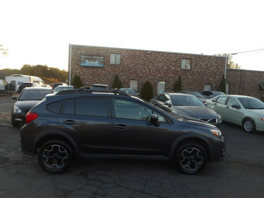 Used Subaru XV Crosstrek 5dr Man 2.0i Premium 2013 | Wholesale Motorcars LLC. Newington, Connecticut
