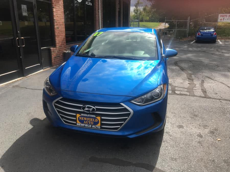 Used 2017 Hyundai Elantra in Middletown, Connecticut | Newfield Auto Sales. Middletown, Connecticut