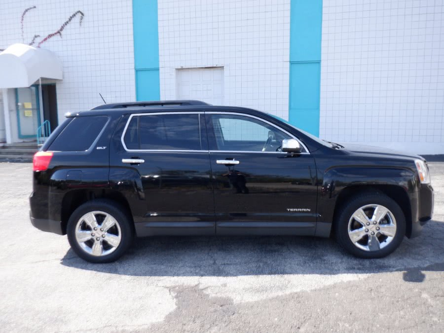 Used GMC Terrain AWD 4dr SLT w/SLT-1 2015 | Dealertown Auto Wholesalers. Milford, Connecticut