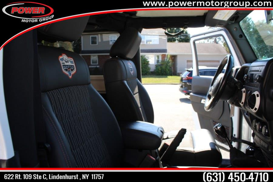 Used Jeep Wrangler 4WD 2dr Arctic *Ltd Avail* 2012 | Power Motor Group. Lindenhurst , New York