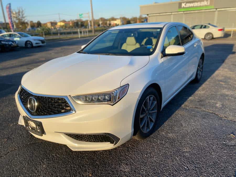 Used 2018 Acura TLX in Bayshore, New York | Peak Automotive Inc.. Bayshore, New York