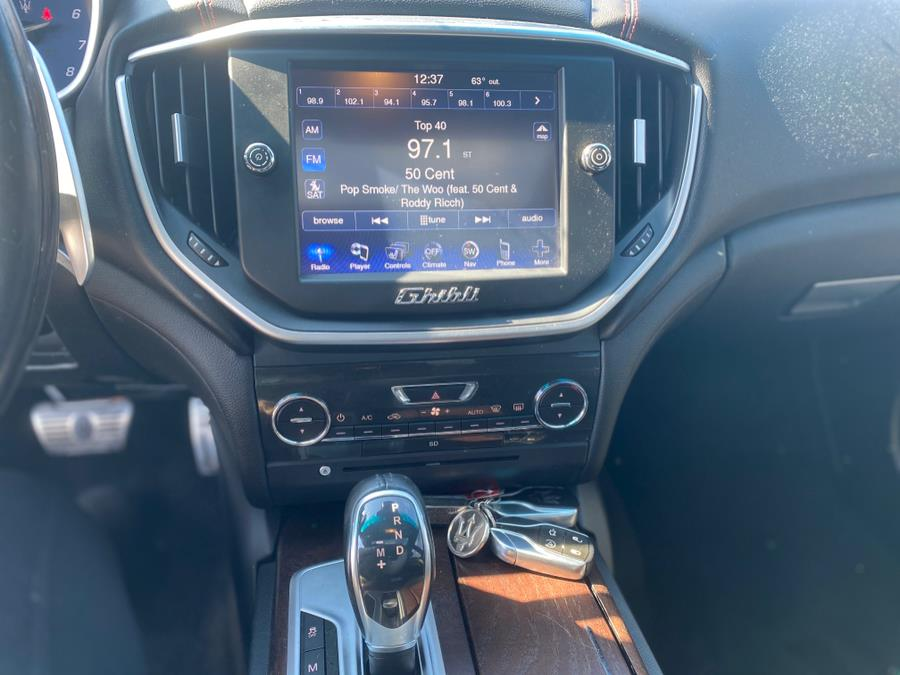 Used Maserati Ghibli 4dr Sdn S Q4 2015 | Peak Automotive Inc.. Bayshore, New York
