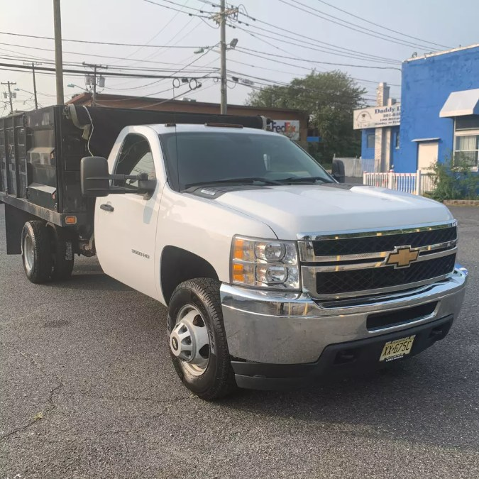 "Used Chevrolet Silverado 3500HD 4WD Reg Cab 162"" WB, 84.3"" CA WT 2013 