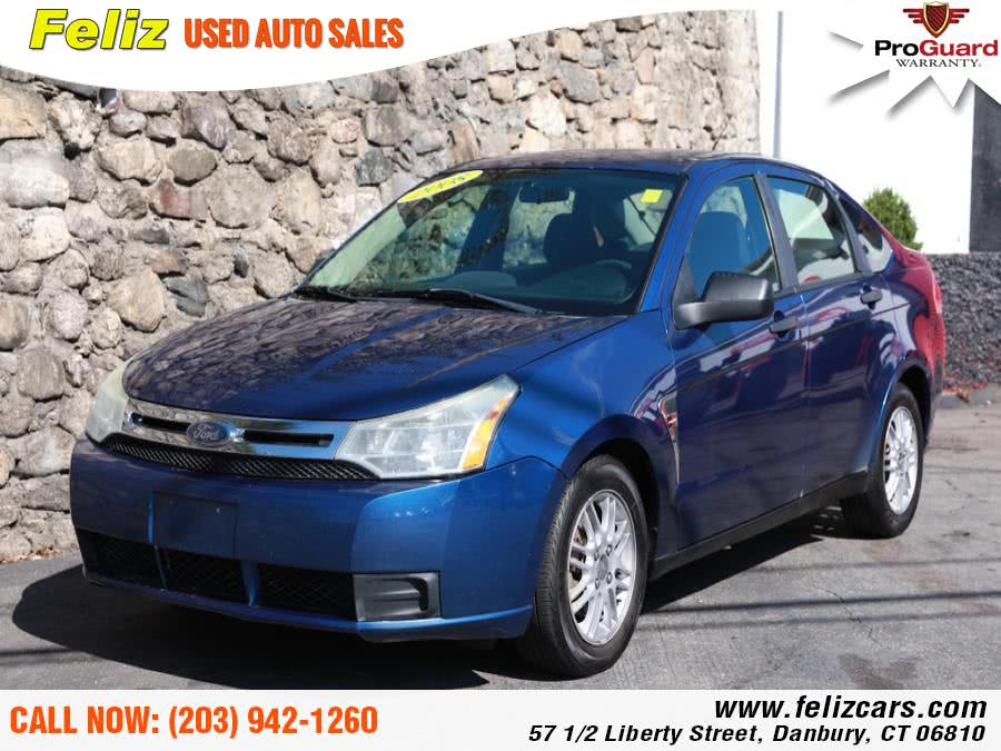 Used 2008 Ford Focus in Danbury, Connecticut | Feliz Used Auto Sales. Danbury, Connecticut