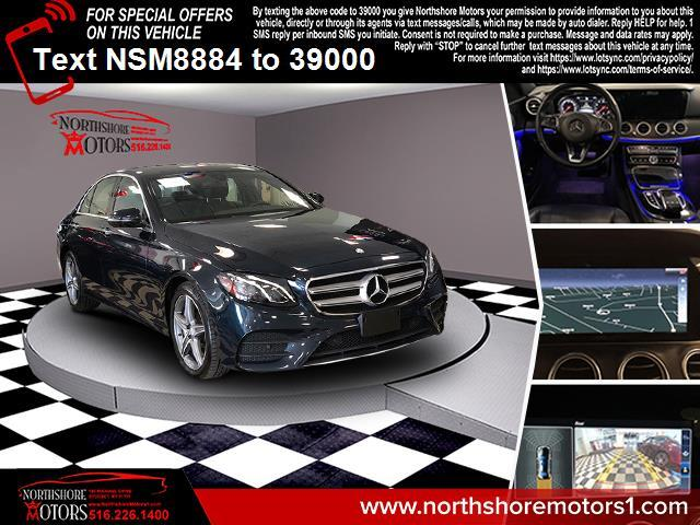 2017 Mercedes-Benz E-Class E 300 Sport 4MATIC Sedan, available for sale in Syosset , NY