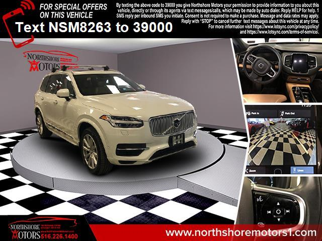 2017 Volvo XC90 T8 eAWD Plug-In Hybrid 7-Passenger Inscription, available for sale in Syosset , NY