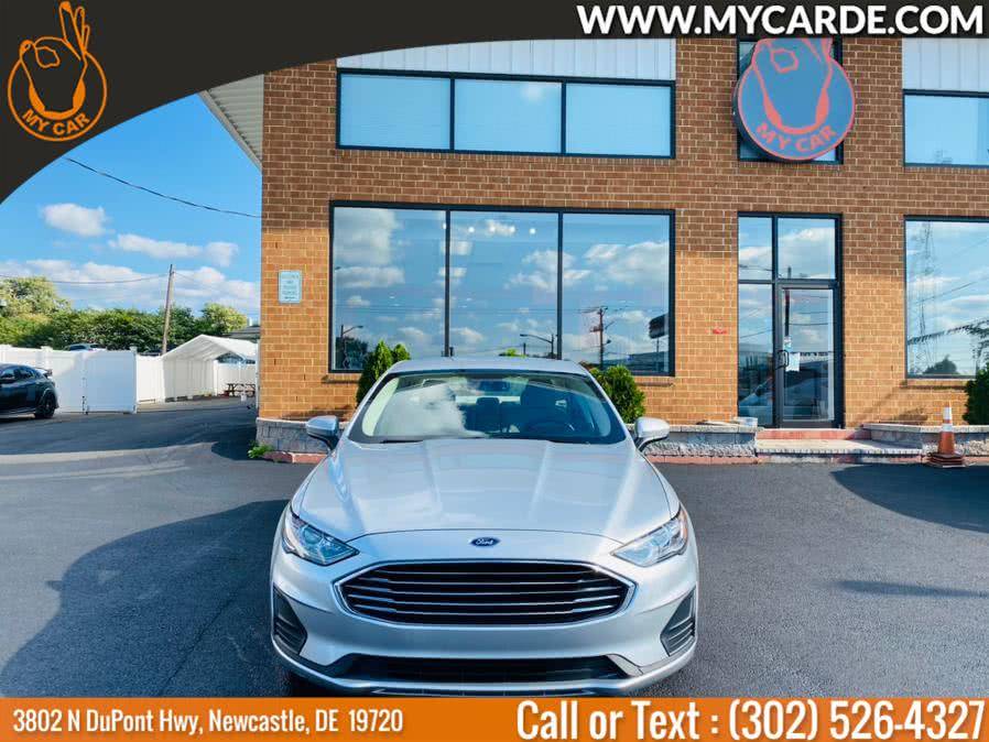 Used 2019 Ford Fusion Hybrid in Newcastle, Delaware | My Car. Newcastle, Delaware