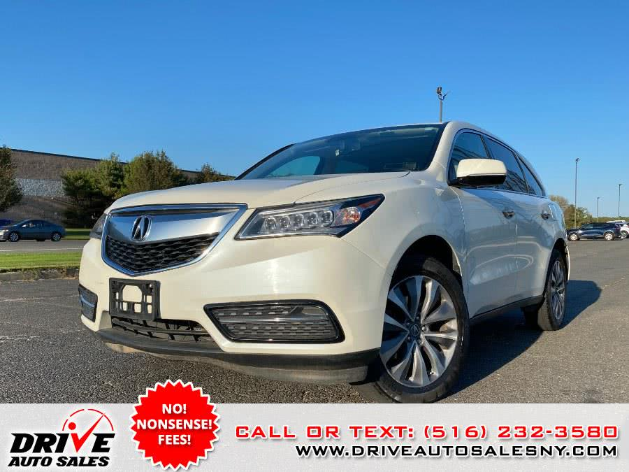 Used 2014 Acura MDX in Bayshore, New York | Drive Auto Sales. Bayshore, New York