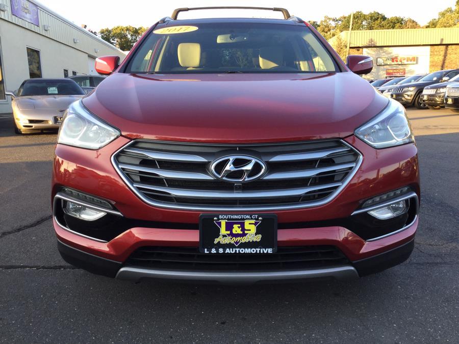 Used Hyundai Santa Fe Sport 2.4L Auto AWD 2017 | L&S Automotive LLC. Plantsville, Connecticut