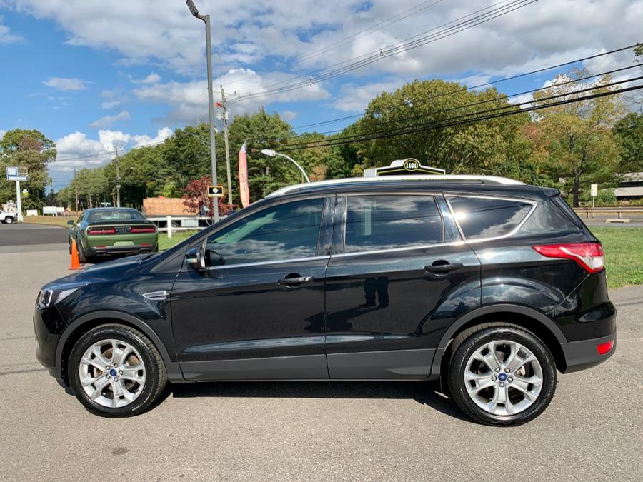 Used Ford Escape 4WD 4dr Titanium 2015 | Mike And Tony Auto Sales, Inc. South Windsor, Connecticut