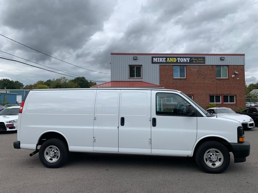 """Used Chevrolet Express Cargo Van RWD 2500 155"""" 2017 
