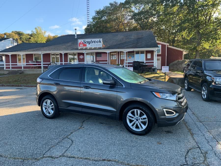 Used 2017 Ford Edge in Old Saybrook, Connecticut | Saybrook Auto Barn. Old Saybrook, Connecticut